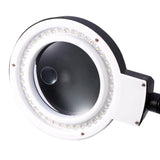 Multi-functional Magnifying LED Lamp with 5X & 10X Magnifier