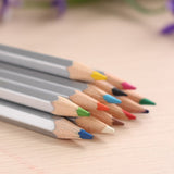 12-Count Watercolor Pencils With Tin-Try With Our Water Brushes