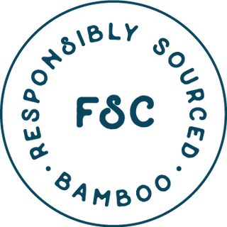 FSC Responsibly Sourced Bamboo