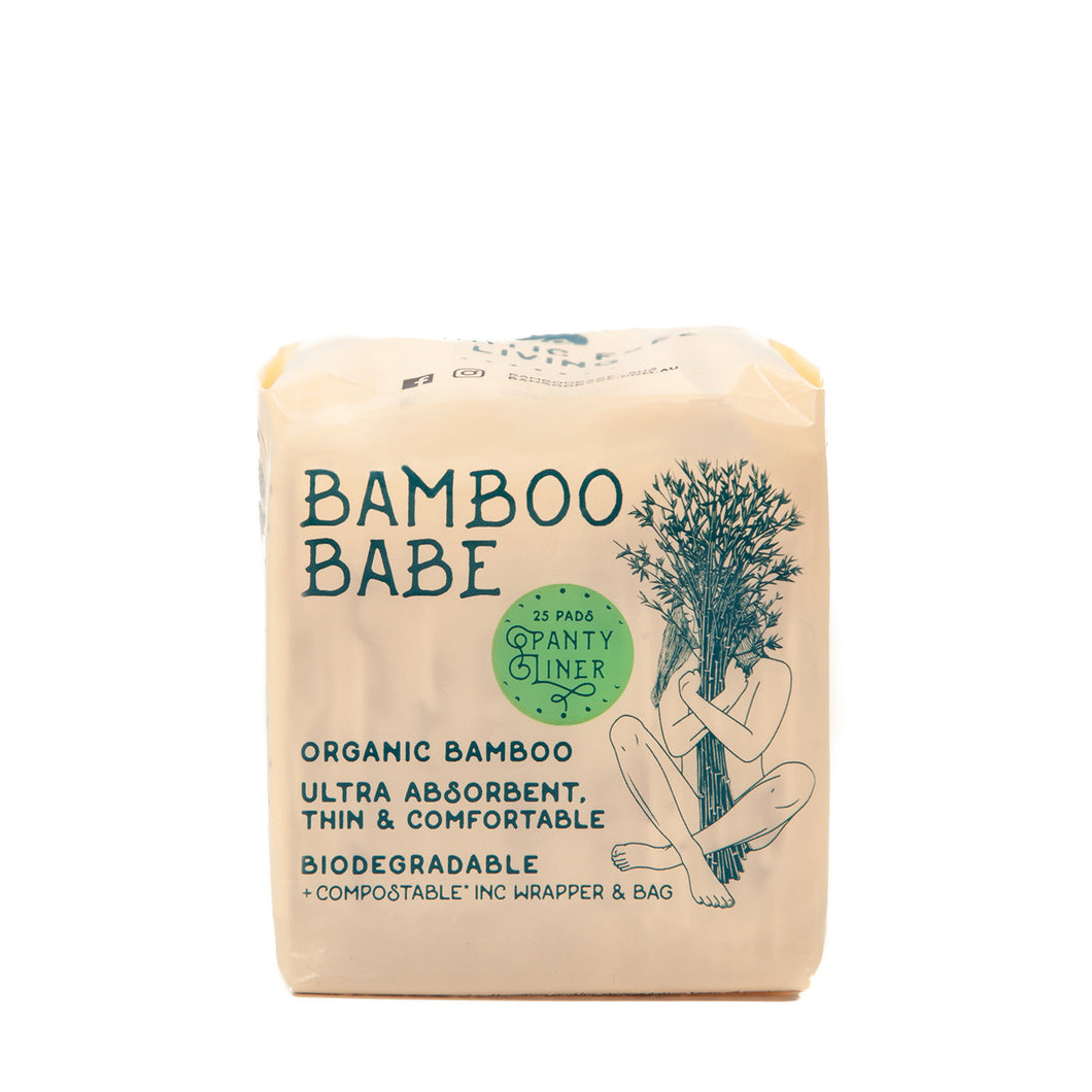 Organic Bamboo Panty Liners