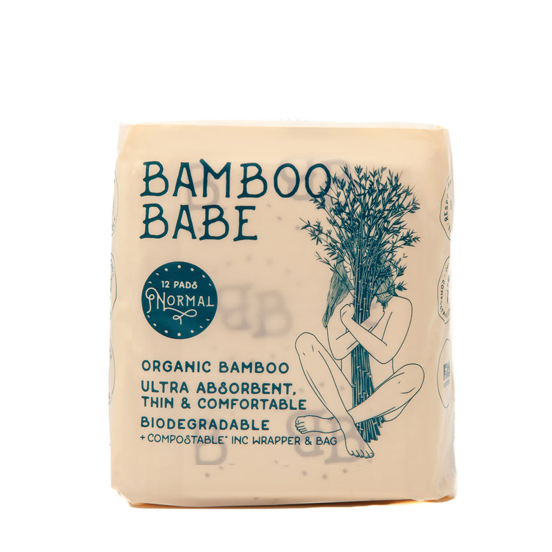 Organic Bamboo Normal Pads