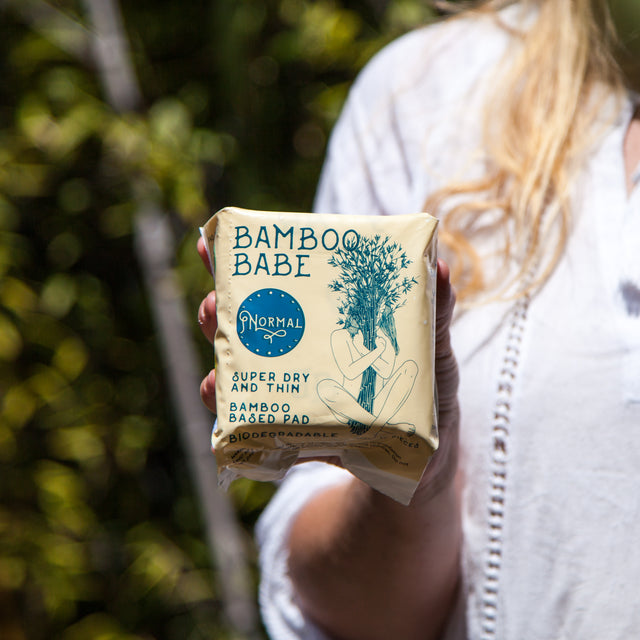 Bamboo Babe Normal pads