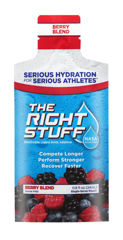 The Right Stuff - Berry Blend