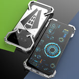 Steel Armor Shockproof Case for Galaxy Note 8