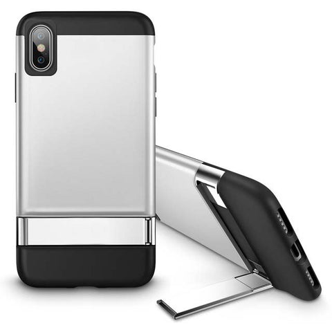 Premium iPhone X Kickstand Case