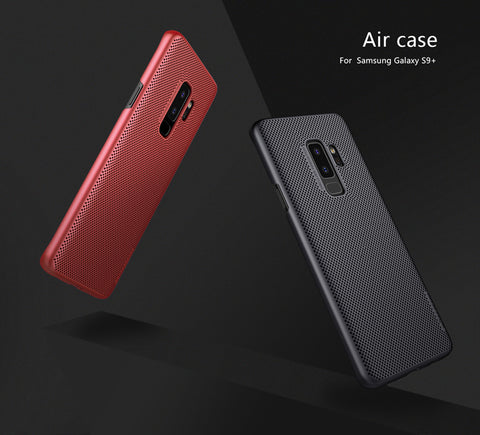 Breathable Heat-dissipating Air Case for Samsung Galaxy S9 Plus