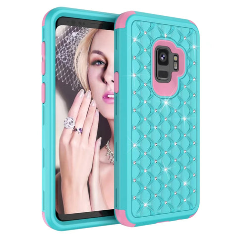 Bling Style Rhinestone Case For Samsung Galaxy S9/S9 Plus