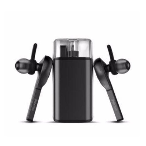 Bluetooth Earphone Wireless Earbud with Detachable Battery and Portable Lighter