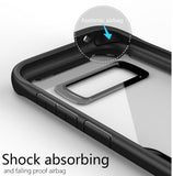 Ultra Thin Silicone TPU Frame For Galaxy Note 8 Phone Case