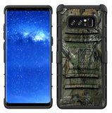 Phone Case For Samsung Galaxy Note 8  With Belt Holster