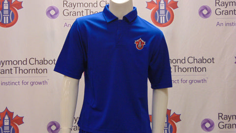 Men's Blue Polo