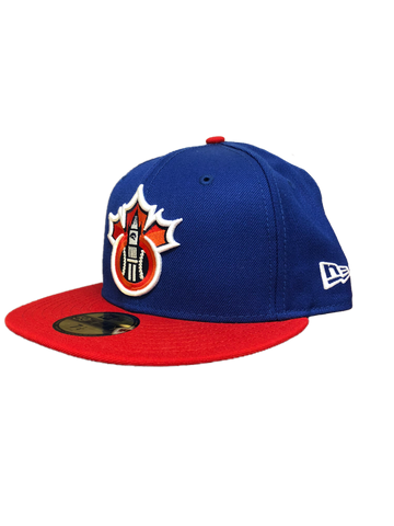 New Era Fitted Official Team Hat
