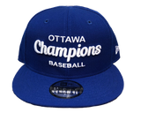 Royal Blue Champions New Era Snapback