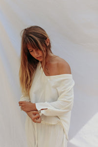 Willow Top - White