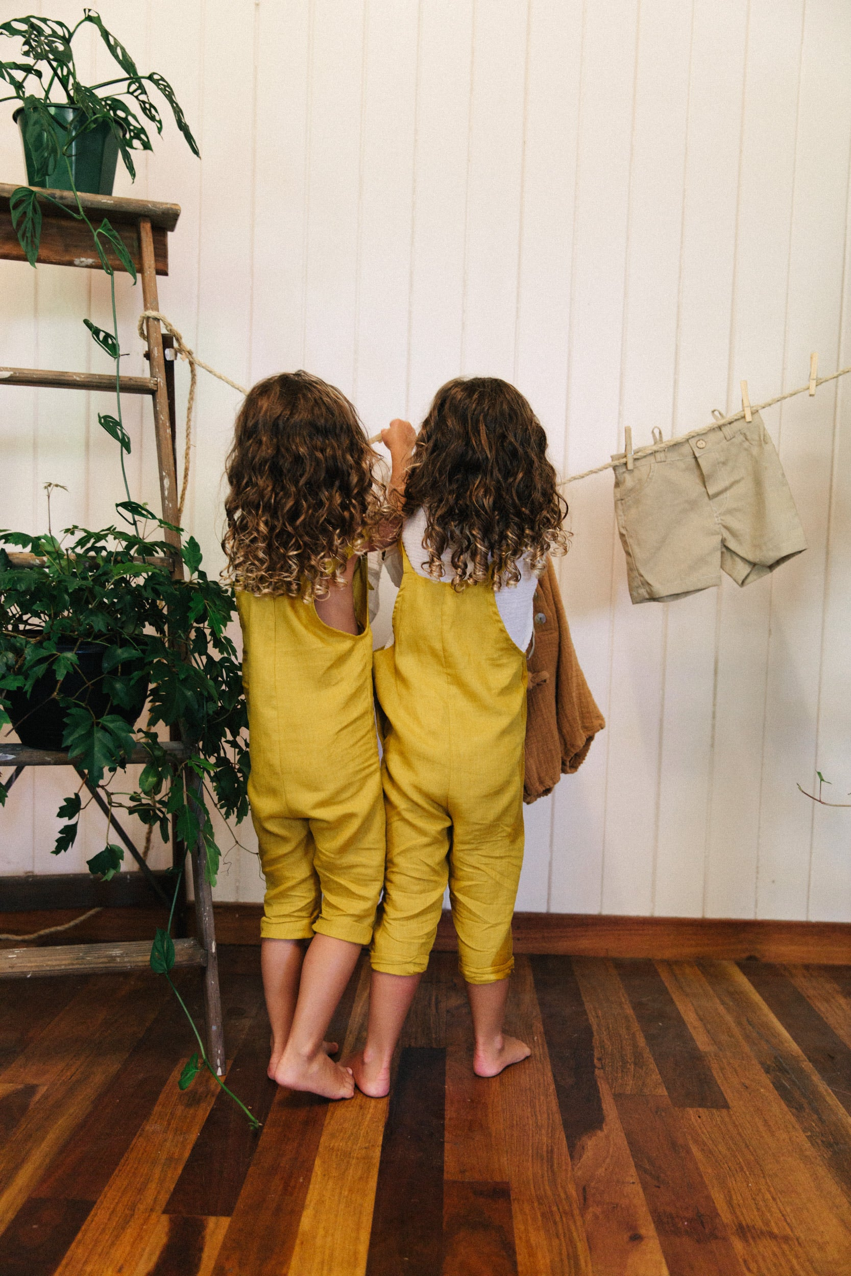 Fig Overalls