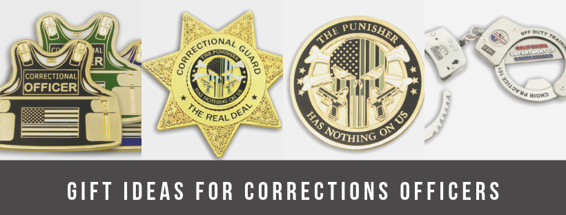 Five Gift Ideas for Correctional Officers