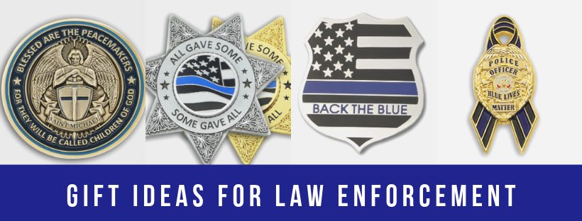 Five Gift Ideas for Law Enforcement Officers