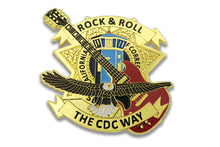 "Rock-N-Roll <br>""The CDC Way"" Challenge Coin"