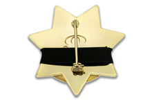 CDC Memorial Badge Band