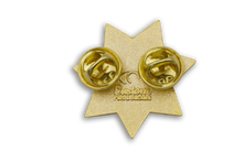 Chicano Correctional Workers (CCWA) Lapel Pin