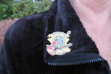 "Rock-N-Roll ""The CDC Way"" Lapel Pin"