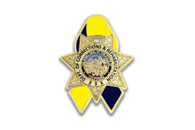 CDCR Down Syndrome Awareness Lapel Pin