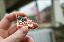 """I Stand"" Flag <br> Lapel Pin"