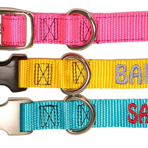 personalized dog collars and leash sets the best pet identification