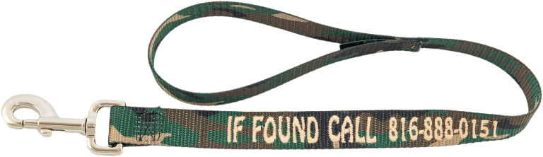 Standard Sized Dog Leash - Customizable