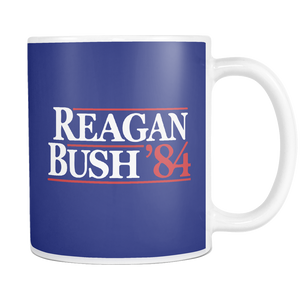 Reagan/Bush '84 - Coffee Mug