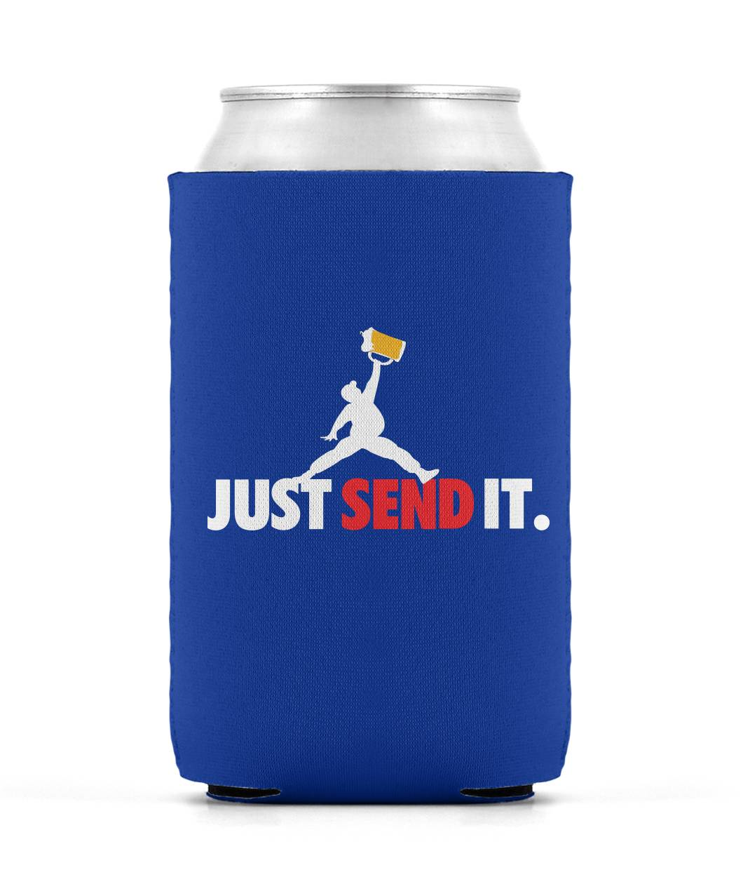 Just Send it Koozie