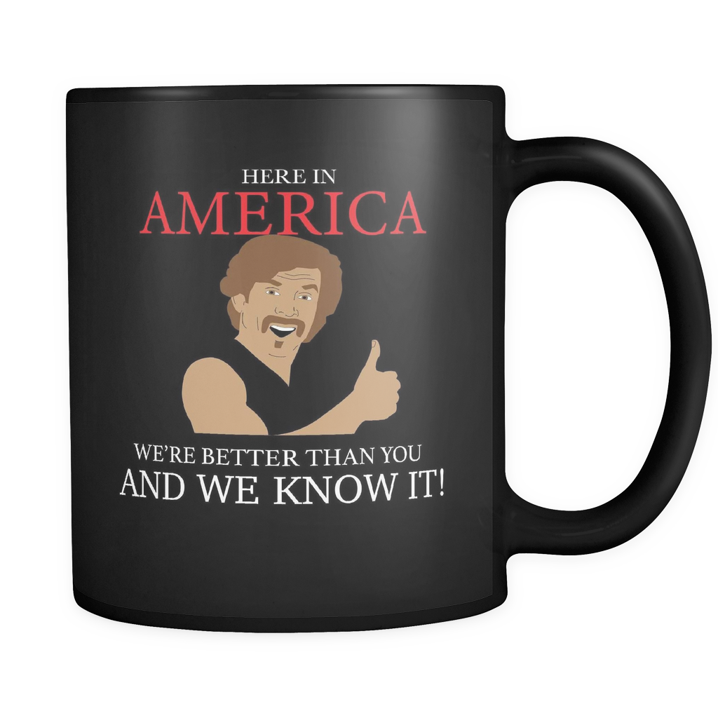 Here in America Coffee Mug