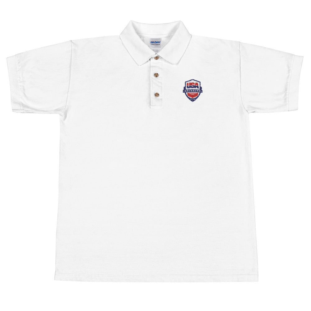 USA Drinking Team (Beer Pong) - Polo