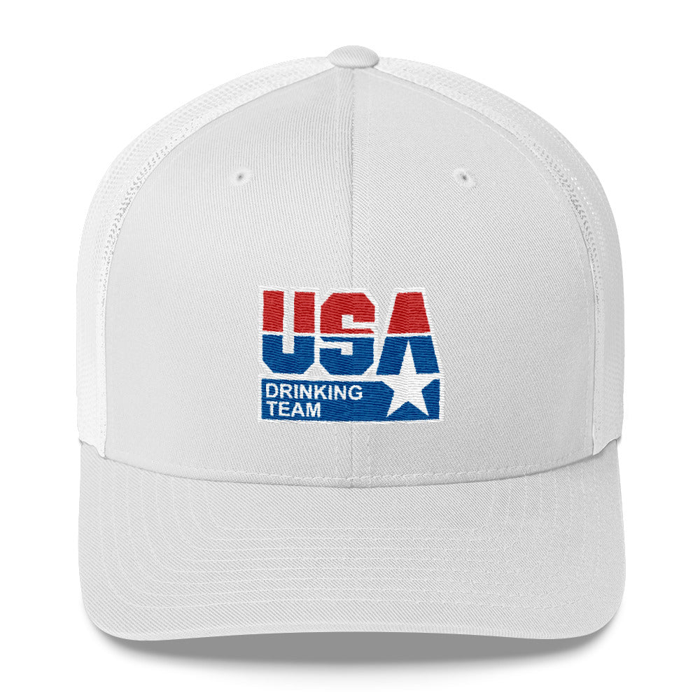 USA Drinking Team - Trucker Hat
