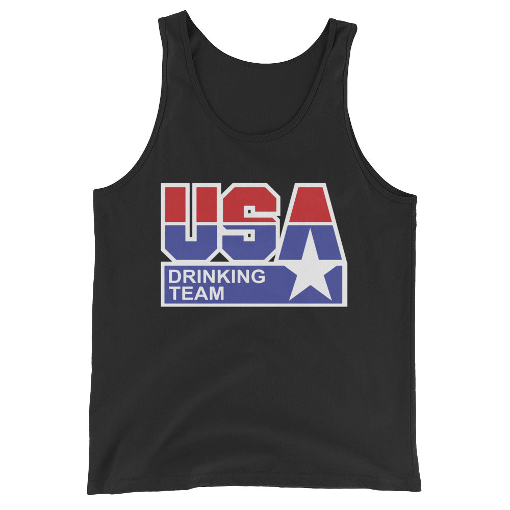 USA Drinking Team Tank
