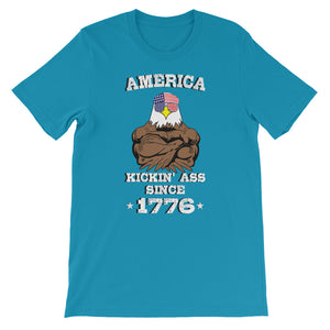 Kickin' Ass Since 1776