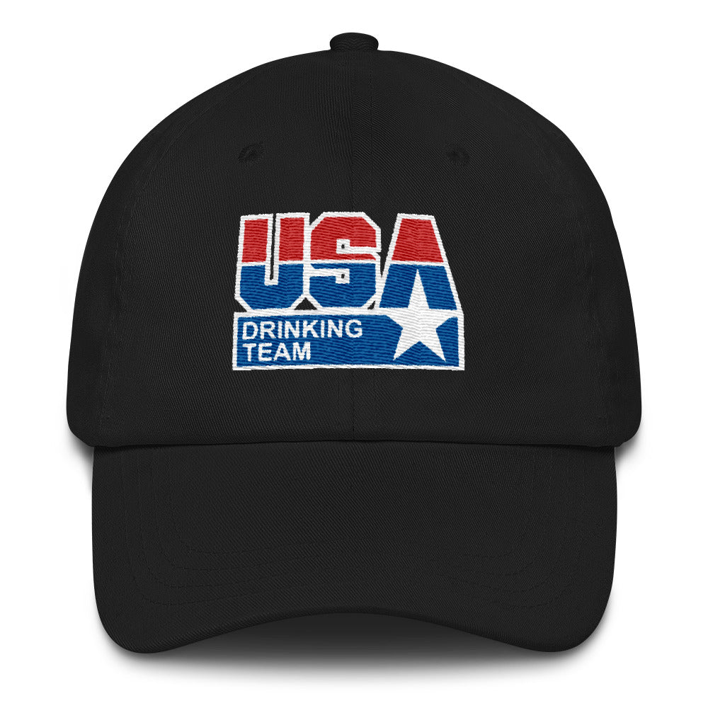 USA Drinking Team - Dad Hat