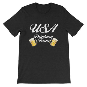 Throwback USA Drinking Team T-Shirt