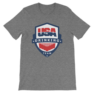 USA Drinking Team - Beer Pong