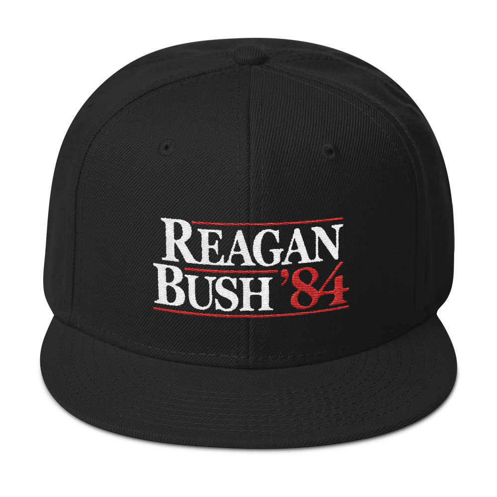 Reagan/Bush '84 - Snapback