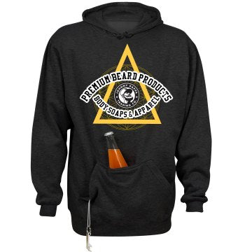 Premium All Seeing Dappa Eye Hoodie With Beverage Holder