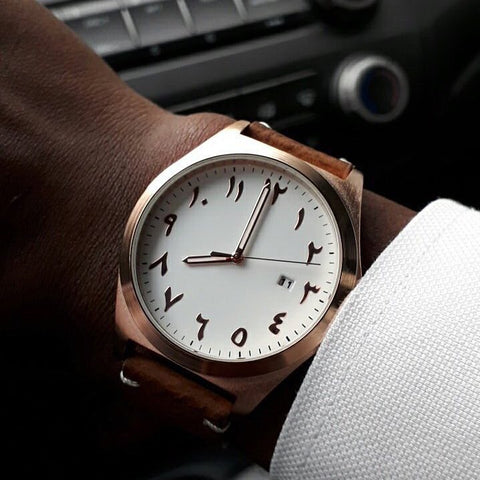 Buraydah - Arabic Watch - 6 Colours Available
