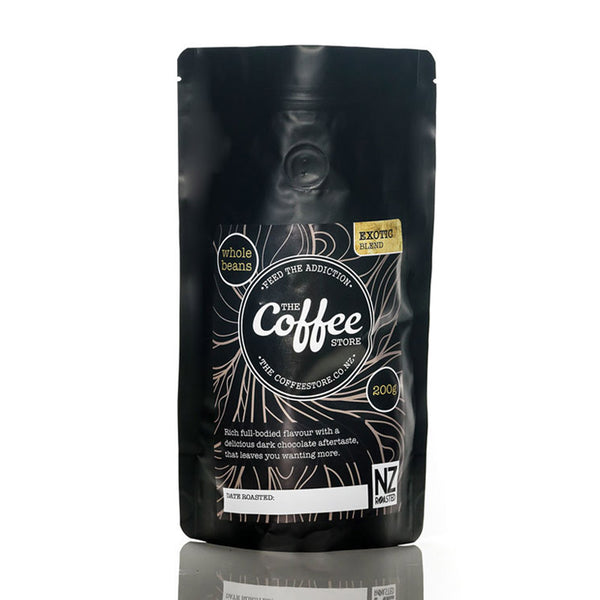 Exotic Coffee 200g