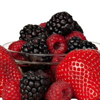 Berry Fruit Pulp - 1 Litre