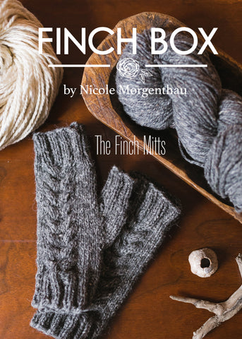 Finch Mitts Pattern