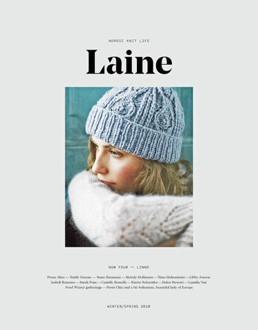 Laine Magazine, issue four, Linna