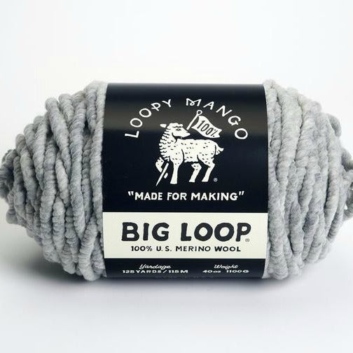 "Loopy Mango ""Big Loop"" Yarn"