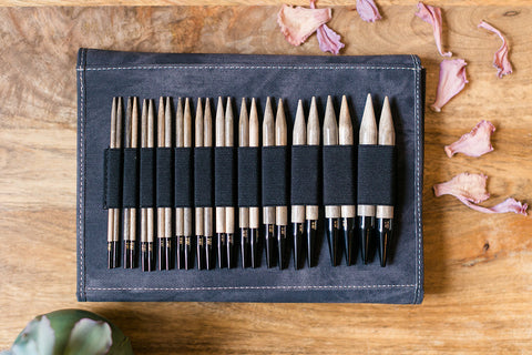 Lykke Interchangeable Knitting Needle Set