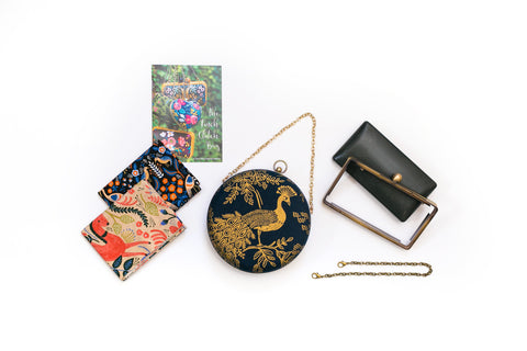 Finch Clutch Bag Kit