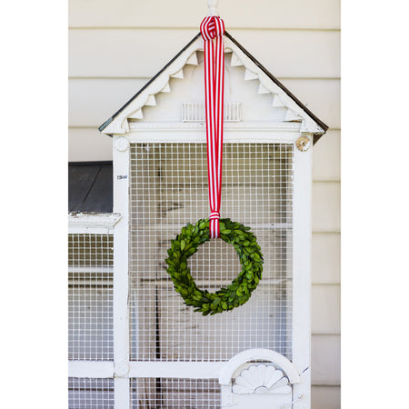 Boxwood Wreath ~ Small